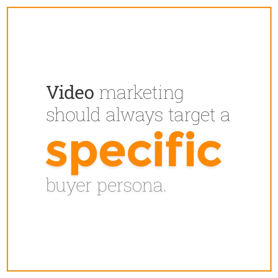 2018 video marketing tips tricks how to the definitive guide once youve chosen a persona and can use that to guide your tone of voice youll need to make sure your video is also targeting the right stage in the fandeluxe Images