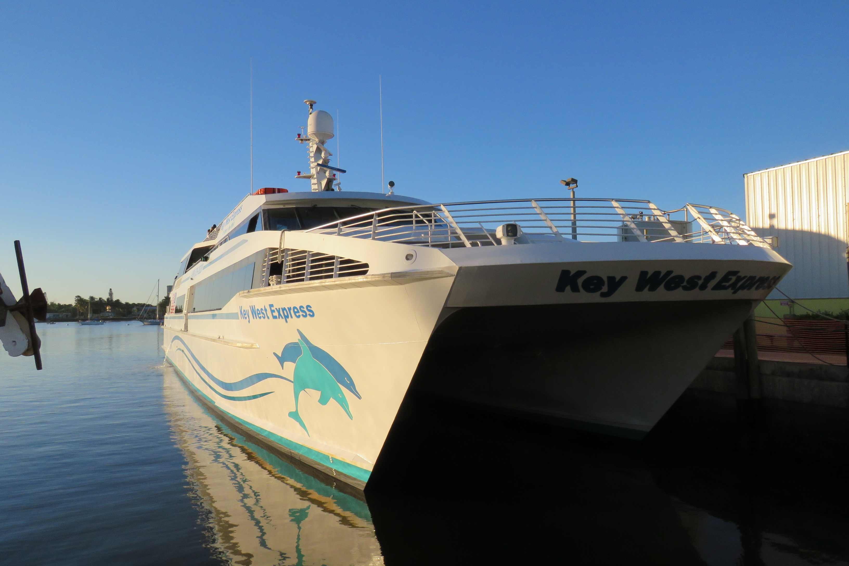 Riding the Wave of Success - The Key West Express